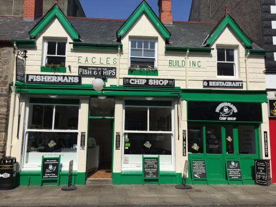 Fisherman's Fish & Chip Shop: Fisherman's Chip Shop