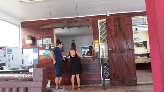 Basse-Terre Island, Guadalupe: le boukane juste génial