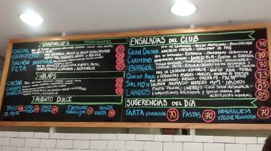 El Club De La Ensalada