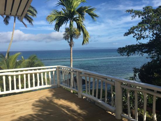 Taveuni Palms Resort: Our paradise whether it is day or night!