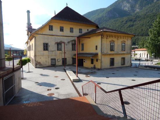 Jesenice, سلوفينيا: Jesenice museum, main building