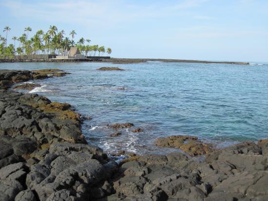 "Honaunau, Hawaje: ""two step"""