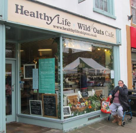 Wild Oats Cafe: Healthy Life