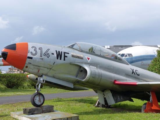 Albert, Francia: L'avion de Tanguy et l'Averdure (Les CHEVALIERS DU CIEL !!)