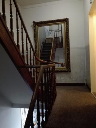 Hotel-Restaurant Vijlerhof: Zelfs de trap heeft een sfeervol karakter