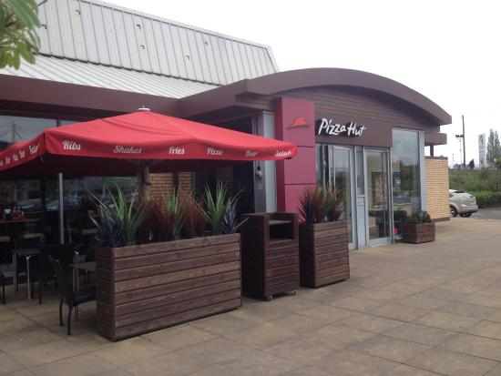 Pizza Hut Cannock Picture Of Pizza Hut Cannock Tripadvisor
