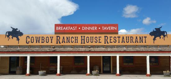 Cowboy Ranch House at Bryce Canyon Resort: Welcome