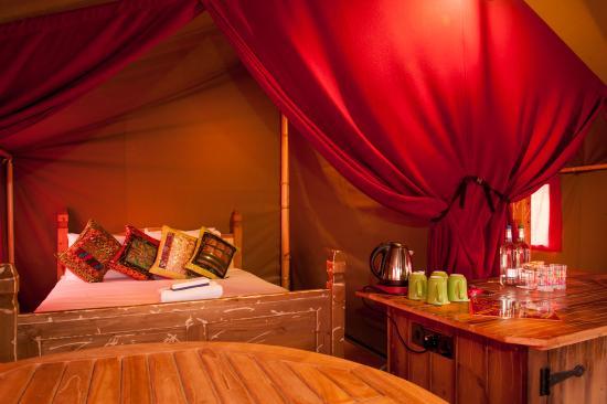 Chessington Explorer Gl&ing Explorer Gl&ing Premium Tent & Explorer Glamping Premium Tent - Picture of Chessington Explorer ...