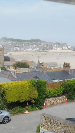 Eleven Sea View Terrace: amazing view