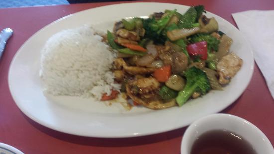 Vancouver, WA: Beef with vegetables