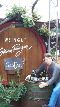 Bullay, Tyskland: Weingut Sturm-Pagen