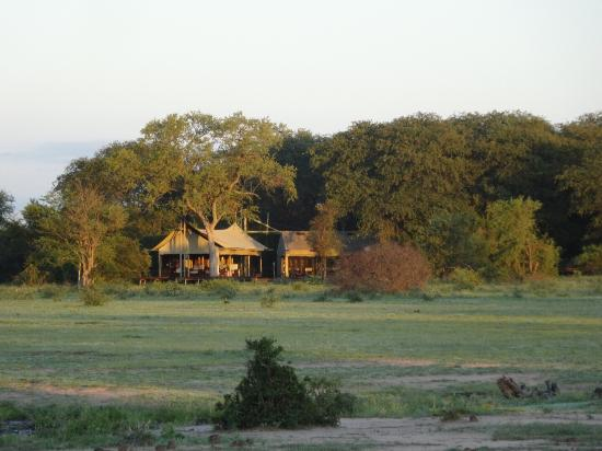 bagno spartano - picture of rhino walking safaris at plains camp ... - Bagno Spartano