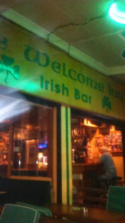 The Welcome Inn Irish Bar