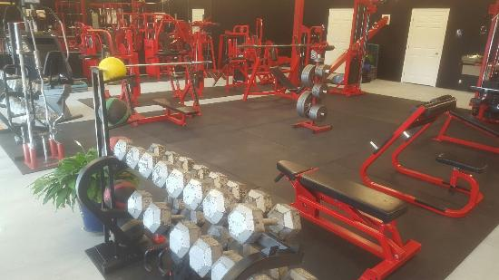 Muscleworx Fitness Center