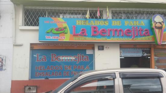 Heladería La Bermejita