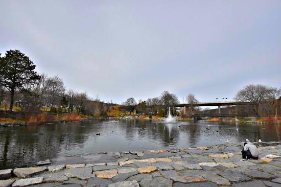 Bowring Park: Oldest Park in St Johns