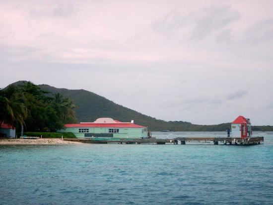 Pusser's Marina Cay Hotel and Restaurant Foto