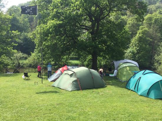 Symonds Yat East Campsite Picture