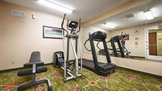 Best Western Port Columbus: Fitness Center