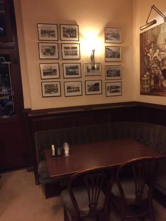 Gasthaus Krombach: Este es un restaurante con una estupenda atmósfera