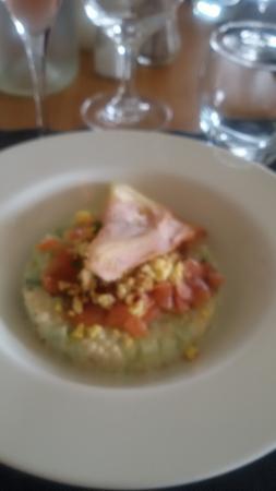 Ahizpak: Fraicheur concombre/saumon