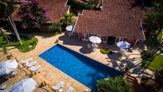 Ilhasol Hotel Pousada : Vista aerea