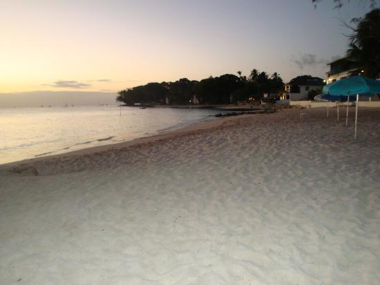 Discovery Bay by Rex Resorts: Sun setting at the beach,  Discovery Bay,