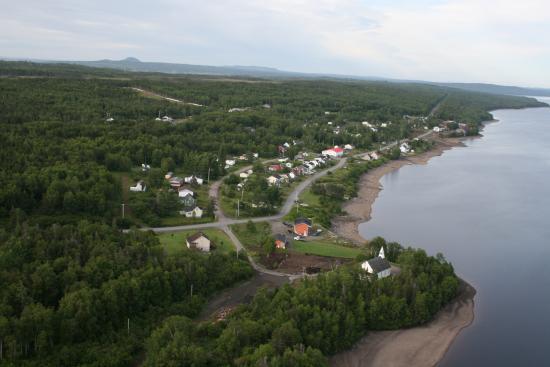 Lakeview Inn: Millertown on Red Indian Lake