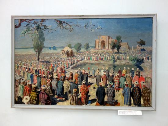 Art Museum Kamoliddin Behzod