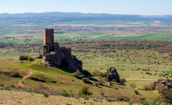 Hostal La Posada de Maria: Castillo de Zafra