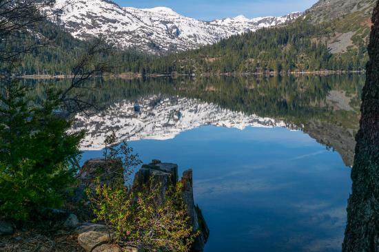 South Lake Tahoe, CA: Quiet day Lake Tahoe