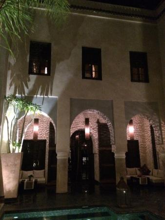 Riad K una garanzia per un soggiorno da 1000 e una notte
