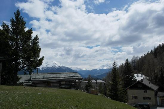 Landscape - Maiensasshotel Guarda Val Photo