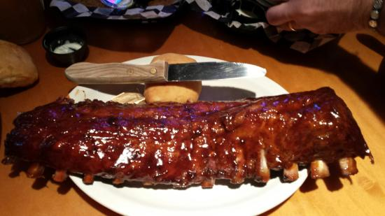 Logan, IA: Friday night is Baby Back Rib night