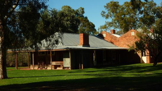 Chaffey House