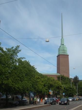 Mikaelin Kirkko Helsinki