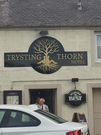 Coylton, UK: Trysting Thorn