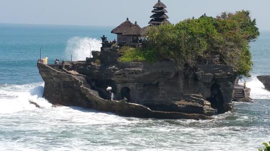 Kerobokan, Endonezya: Tanah Lot