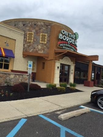 On The Border Restaurant Mount Laurel New Jersey