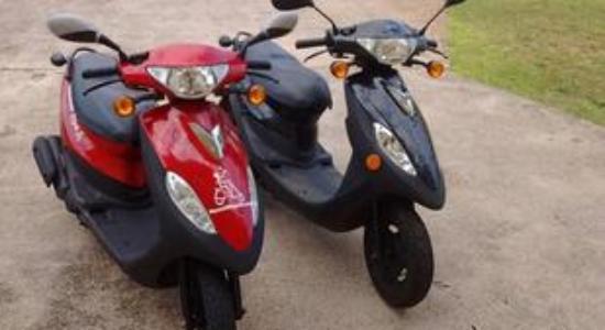 Aloha Kauai Scooter Rental
