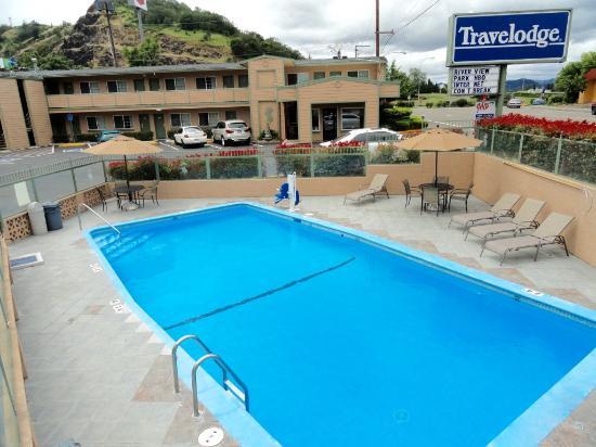 Roseburg, Oregón: Seasonal Heated Pool