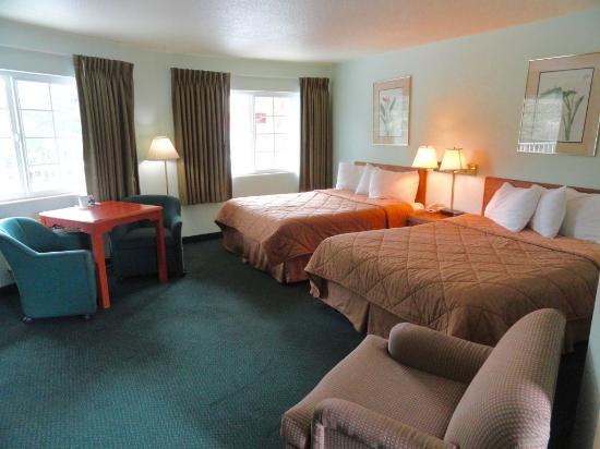 Roseburg, Oregón: 2 Queen Room