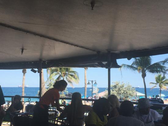 Sea Club Resort: Restaurant