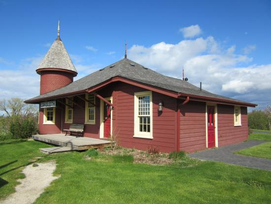 The Craigleith Heritage Depot