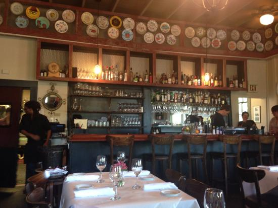 Dick & Jenny's: Portion of charming interior