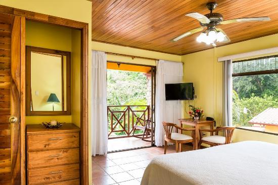 Grecia, Costa Rica: La Vista Sitting Area
