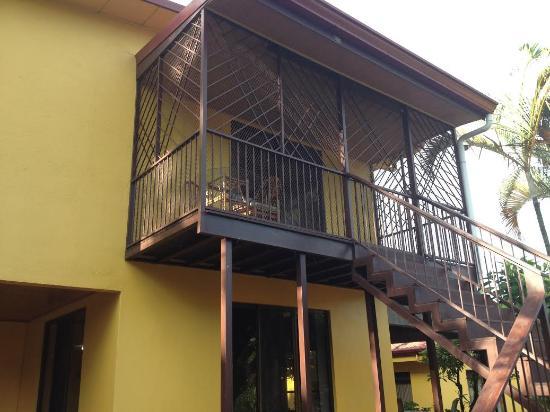 Grecia, Costa Rica: El Nido Balcony