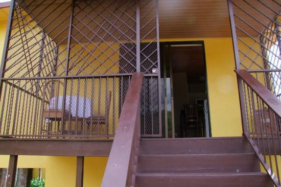Grecia, Costa Rica: El Nido Entrance