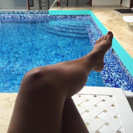 Swan's Cay Hotel: Lindo lugar muy tranquilo mis amigas y yo la pasamos muy bien .