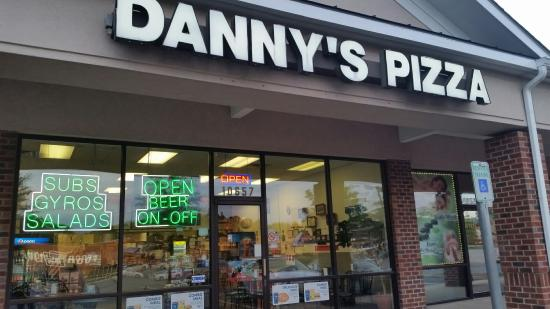 Danny S Pizza And Subs